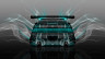 Toyota-Cresta-JZX90-Tuning-JDM-Back-Smoke-Drift-Car-2015-Azure-Neon-Effects-Colors-4K-Wallpapers-design-by-Tony-Kokhan-www.el-tony.com-image