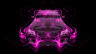 Toyota-Mark-X-JDM-Tuning-FrontUp-Fire-Abstract-Car-2015-Pink-Colors-HD-Wallpapers-design-by-Tony-Kokhan-www.el-tony.com-image