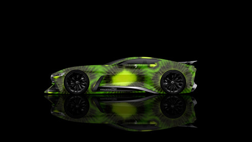 Infiniti-Vision-Gran-Turismo-Concept-Side-Kiwi-Aerography-Fruit-Car-2015-Green-Colors-4K-Wallpapers-design-by-Tony-Kokhan-www.el-tony.com-image