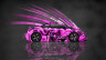 Peugeot-RCZ-Side-Super-Abstract-Aerography-Car-2015-Pink-Colros-4K-Wallpapers-design-by-Tony-Kokhan-www.el-tony.com-image