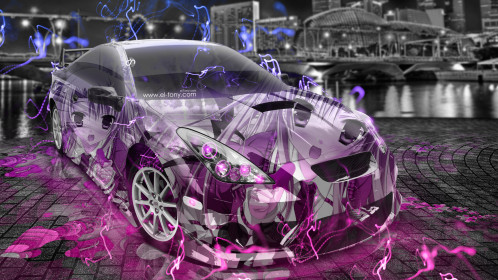 Toyota-Celica-JDM-Tuning-3D-Anime-Girl-Aerography-City-Energy-Car-2015-Pink-Violet-Neon-Effects-HD-Wallpapers-design-by-Tony-Kokhan-www.el-tony.com-image