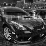 Toyota Celica JDM Tuning Crystal City Car 2015