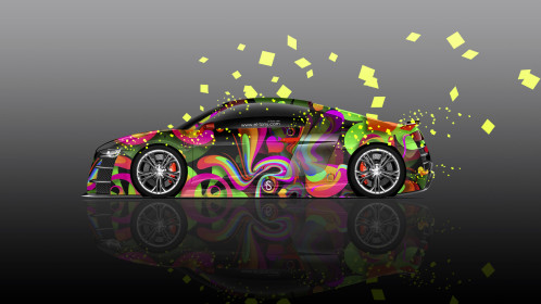 Audi-R8-Side-Super-Abstract-Aerography-Car-2015-Multicolors-4K-Wallpapers-design-by-Tony-Kokhan-www.el-tony.com-image
