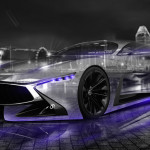 Infiniti Vision Gran Turismo Crystal City Car 2015