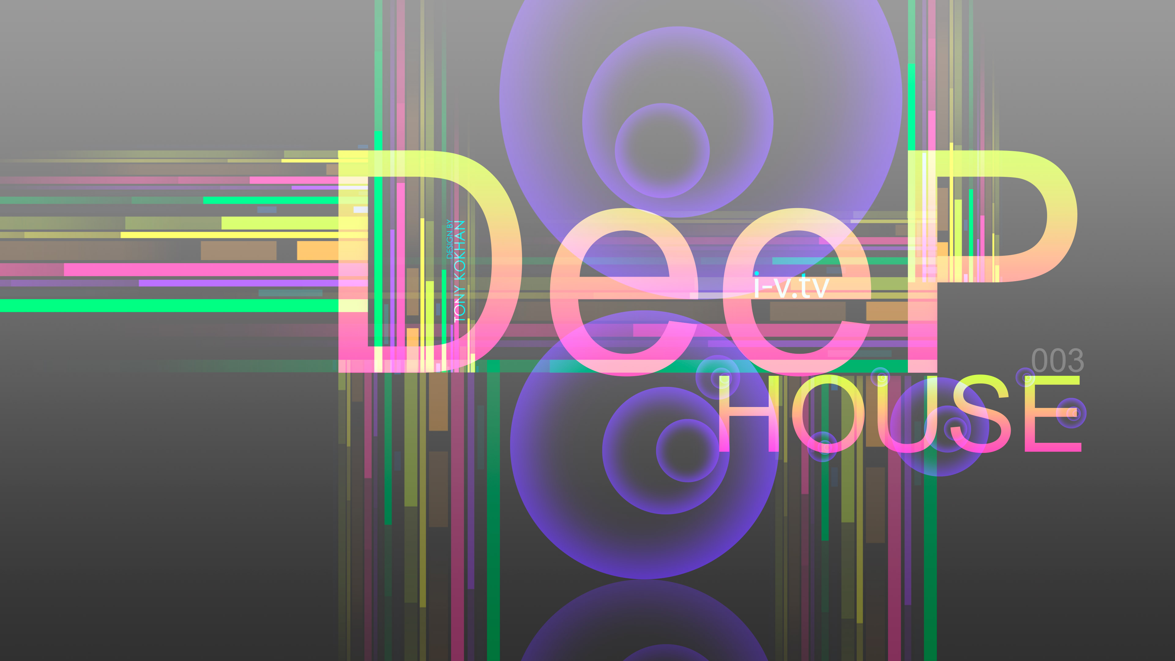 Cd cover el tony for Deep house music mix