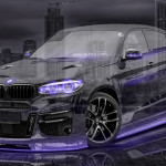 BMW X6 Lumma Tuning Crystal City Car 2015