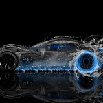 Mazda RX Vision Concept Side Super Water Car 2015