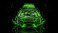 Toyota-Soarer-JDM-Tuning-Engine-Open-FrontUp-Super-Fire-Abstract-Car-2015-Green-Black-Colors-HD-Wallpapers-design-by-Tony-Kokhan-www.el-tony.com-image