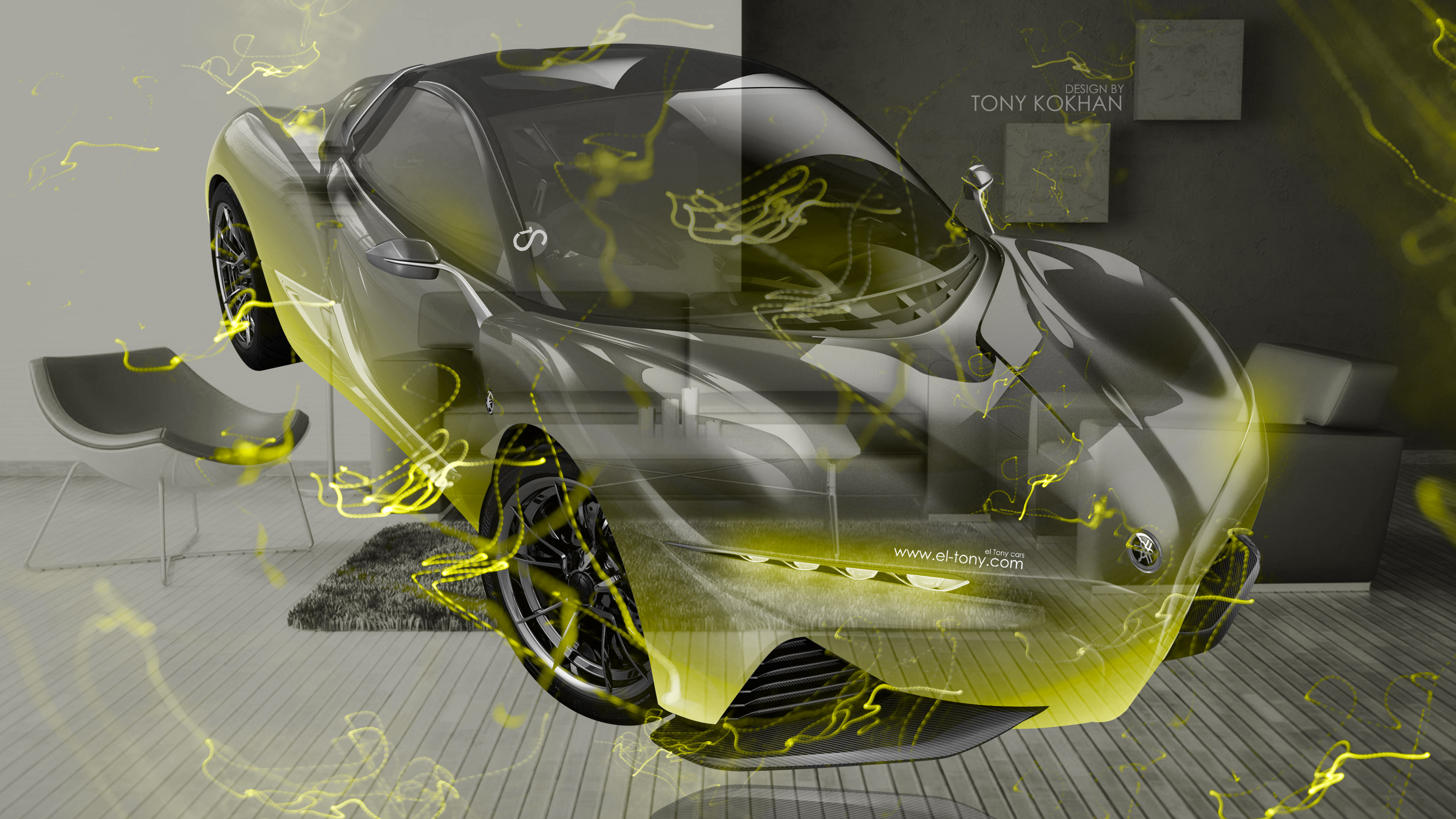 Exceptionnel ... Yamaha Sports Ride Concept 3D Fantasy Crystal Home  ...