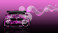 BMW-M4-Tuning-Front-Anime-Boy-Aerography-Abstract-Vinyl-Car-2016-Pink-Neon-Colors-4K-Wallpapers-el-Tony-Cars-design-by-Tony-Kokhan-www.el-tony.com-image