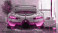 Bugatti-Vision-Gran-Turismo-FrontUp-Super-Energy-Transformer-Fly-Home-Car-2016-Pink-Neon-Effects-4K-Wallpapers-design-by-Tony-Kokhan-www.el-tony.com-image