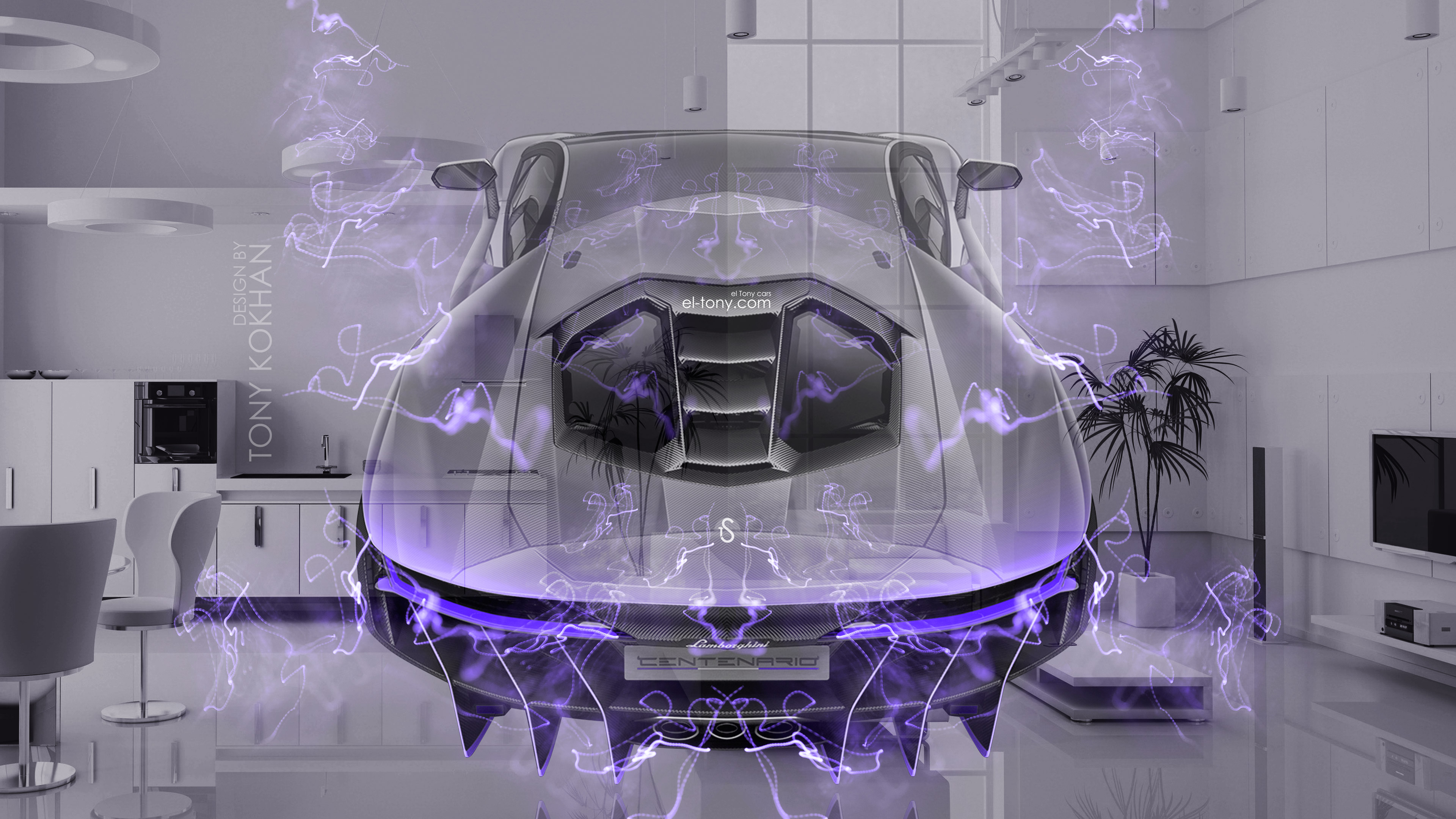 Charmant ... Lamborghini Centenario BackUp Super Crystal Home Fly Energy Car 2016