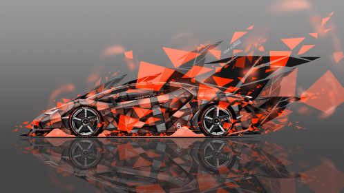 Lamborghini-Centenario-Side-Super-Abstract-Aerography-Triangle-Car-2016-Orange-Neon-Colors-4K-Wallpapers-design-by-Tony-Kokhan-www.el-tony.com-image