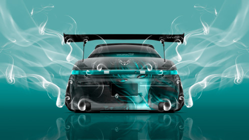 Toyota-Mark2-JZX90-JDM-Tuning-Back-Anime-Aerography-Smoke-Drift-Car-2016-Azure-Colors-4K-Wallpapers-design-by-Tony-Kokhan-www.el-tony.com-image