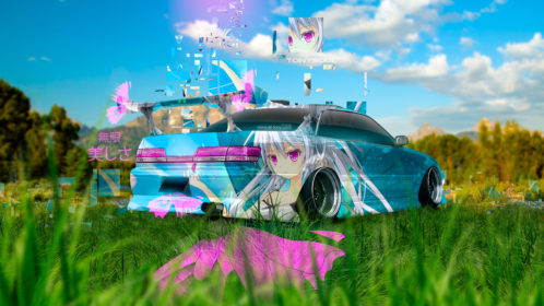 Toyota-Mark2-JZX100-JDM-Tuning-Super-Anime-Girl-Butterfly-TonySoul-Nature-Art-Car-2018-Multicolors-4K-Wallpapers-design-by-Tony-Kokhan-www.el-tony.com-image