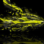 Jet Ski Sea Doo RXP-X 300 Side Super Transformer Neural Network Angle Effects Water TonySoul Art Bike 2019