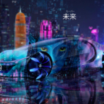 Mercedes-Benz VISION AVTR Super Avatar Aerography Future TonySoul Artificial Intelligence Night City TonyCode Art Car 2020