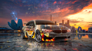 BMW-M4-Anime-Genos-One-Punch-Man-Crystal-Soul-Severity-Singapur-Artificial-Intelligence-Hi-Devil-How-Are-You-Car-2020-Multicolors-8K-Wallpapers-by-Tony-Kokhan-www.el-tony.com-image
