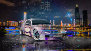 Mazda-RX7-JDM-Super-Anime-Girl-Crystal-Soul-Sincerity-Shenzhen-China-Artificial-Intelligence-Loneliness-Art-Car-2020-Multicolors-8K-Wallpapers-by-Tony-Kokhan-www.el-tony.com-image