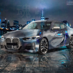 BMW M440i xDrive Coupe Anime Boy Super Crystal Cold Soul USA New York Artificial Intelligence Car 2020