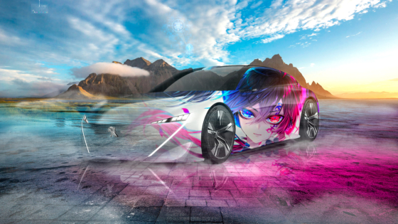 Peugeot-Instinct-Super-Anime-Girl-Hatsune-Miku-Crystal-Excited-Soul-Artificial-Intelligence-Love-God-Art-Car-2020-Multicolors-8K-Wallpapers-by-Tony-Kokhan-www.el-tony.com-image