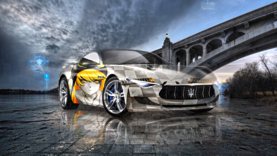 Maserati-Alfieri-Super-Anime-Girl-Sword-Crystal-No-Sex-Soul-Columbia-Wrightsville-Bridge-Artificial-Intelligence-Car-2020-Multicolors-8K-Wallpapers-by-Tony-Kokhan-www.el-tony.com-image