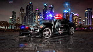 Ford-Mustang-Police-Super-Anime-Ken-Kaneki-Crystal-Black-Soul-Dubai-Artificial-Intelligence-Learn-Human-Emotions-Car-2020-Multicolors-8K-Wallpapers-by-Tony-Kokhan-www.el-tony.com-image