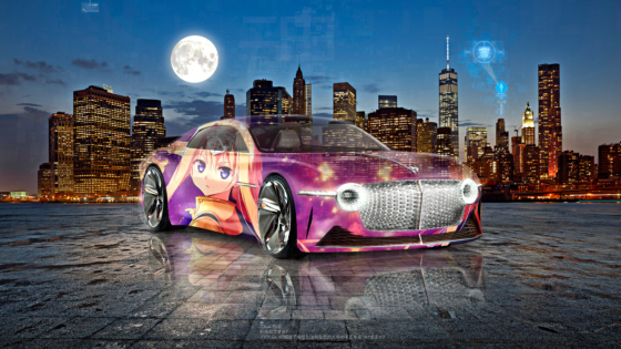 Bentley-EXP-100-GT-Super-Anime-Girl-Crystal-Justice-Soul-Moon-New-York-USA-Artificial-Intelligence-Justice-Art-Car-2021-Multicolors-8K-Wallpapers-by-Tony-Kokhan-www.el-tony.com-image