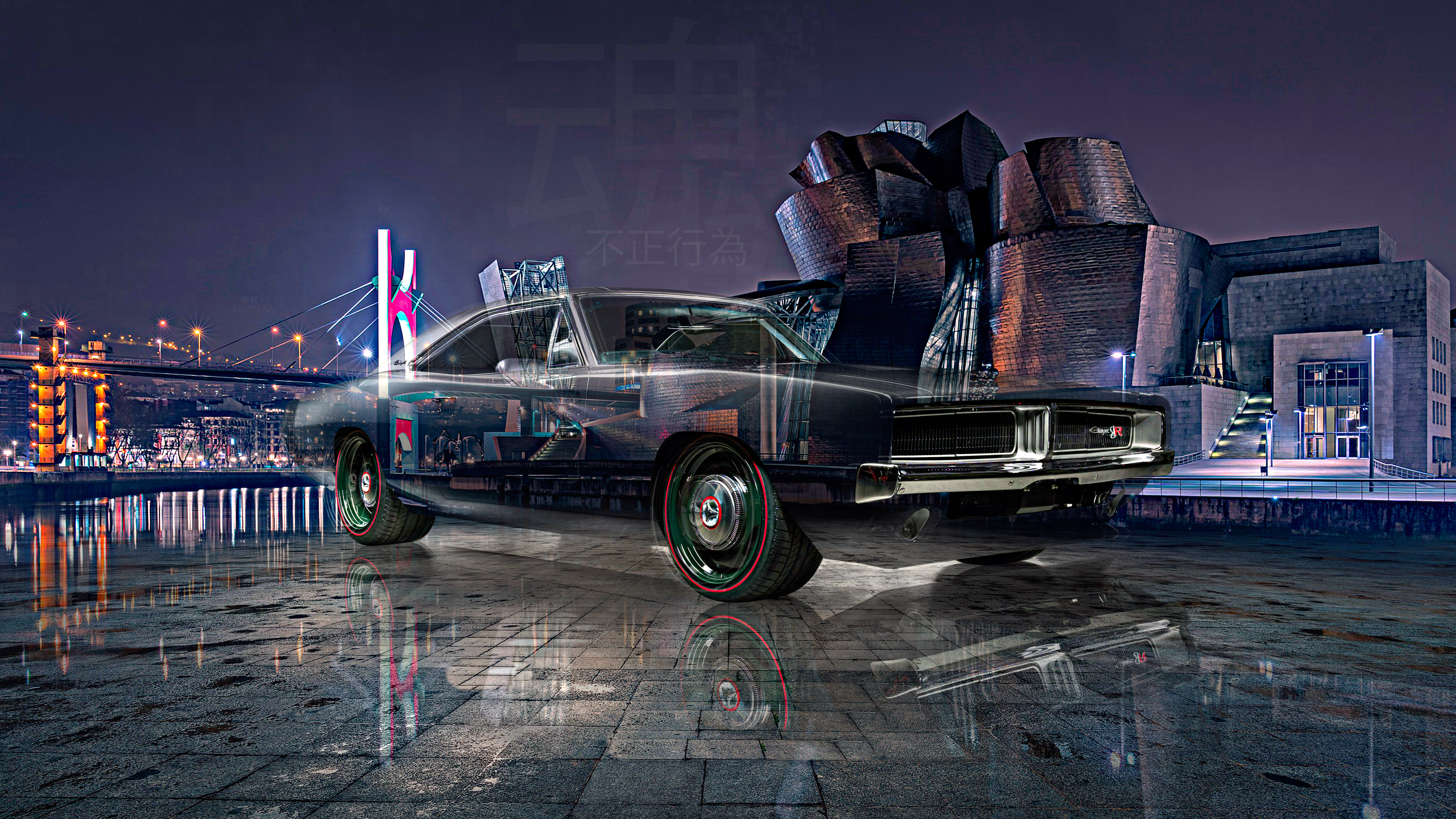 Dodge-Charger-Defector-1969-Ringbrothers-Muscle-Super-Crystal-Cheating-Soul-Bilbao-Spanish-Car-2021-Multicolors-8K-Wallpapers-by-Tony-Kokhan-www.el-tony.com-image
